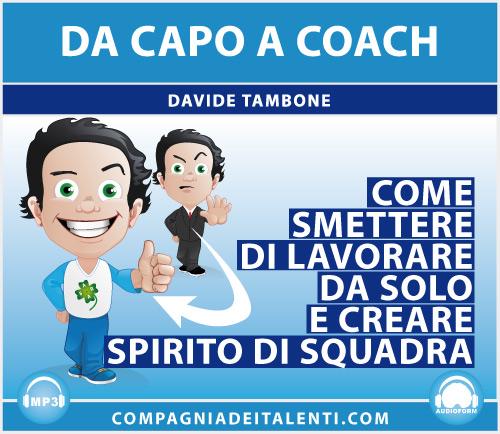 Da capo a coach