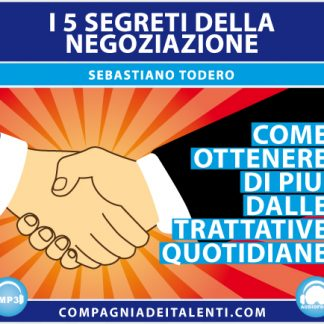 I 5 segreti della negoziazione
